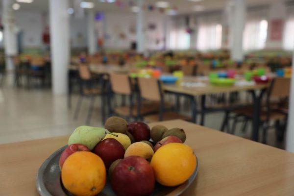 fuenlabrada comida colegios para ongs comedor