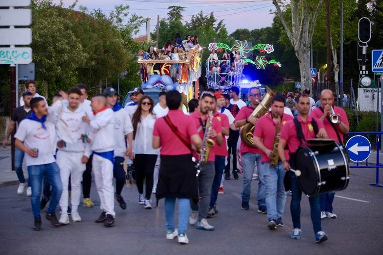 Las Rozas suspende las Fiestas de Las Matas y La Retamosa como medida de prevención frente al coronavirus