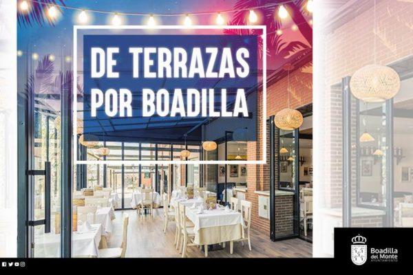 boadilla guia bares y restaurantes con terraza
