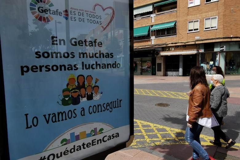 La Mesa de Convivencia Ciudadana de Getafe recuerda con un manifiesto la importancia de la diversidad cultural
