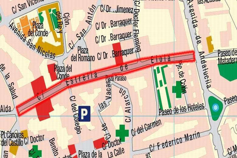Valdemoro peatonalizará tres calles para facilitar los paseos el fin de semana