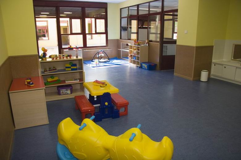 Getafe vuelve a abrir las escuelas infantiles y casitas de niños municipales para la conciliación de las familias