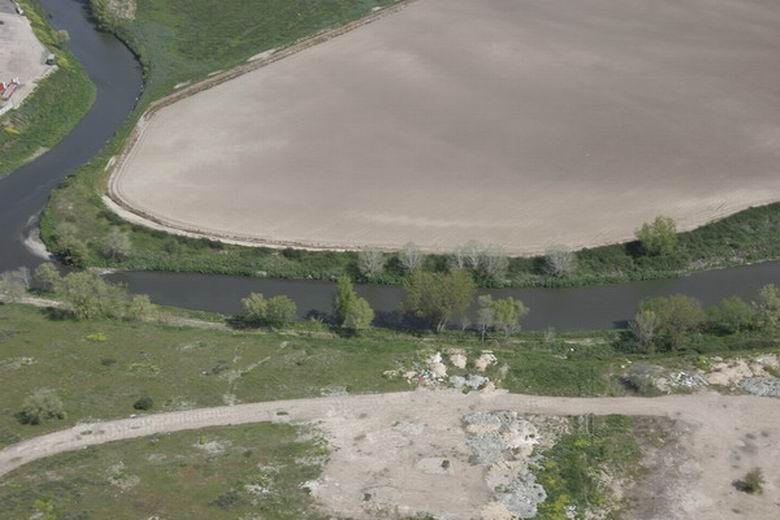Getafe pide a Madrid que informe sobre los trabajos de retirada de escombros y limpieza en el entorno de Perales del Río