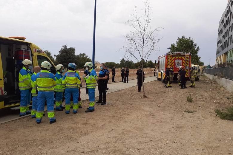 Fallece en Leganés un hombre de 77 años tras un incendio producido en su domicilio