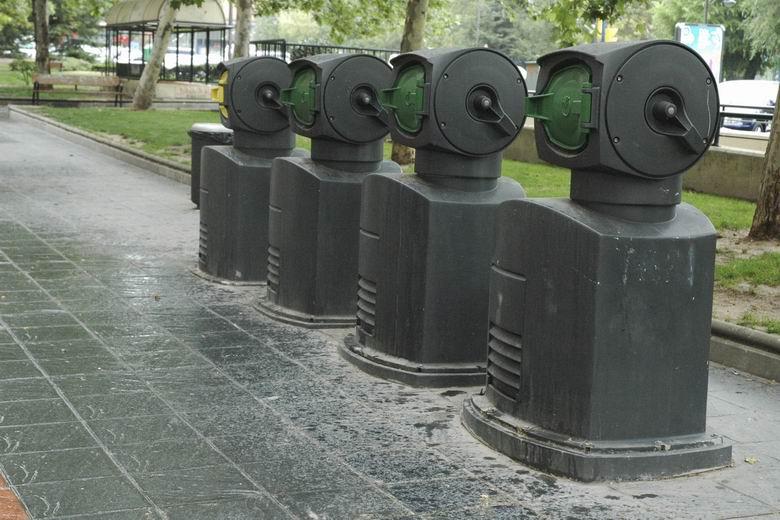 Leganés aprueba el proyecto para reparar el sistema de recogida neumática de residuos urbanos en el barrio de Zarzaquemada