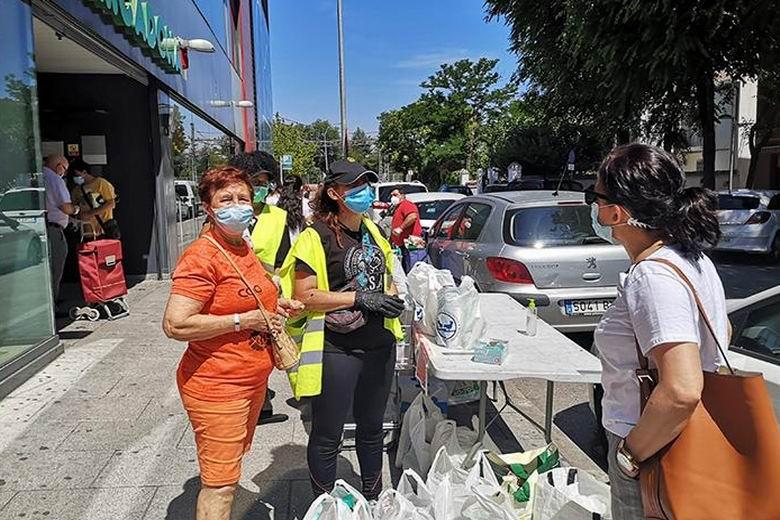 El Banco de Alimentos Municipal de Pinto sigue creciendo