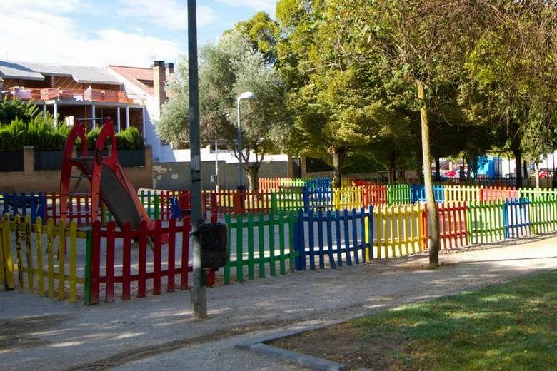 Pinto reabre los parques y zonas infantiles del municipio