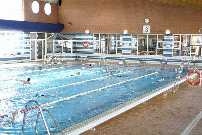 El próximo lunes 29 de junio se reabre en Torrejón la piscina cubierta del C.D. Londres