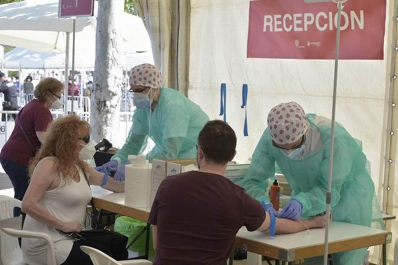 El 20'18% de la población de Torrejón tiene anticuerpos frente al COVID-19 segun revela el Estudio de Seroprevalencia realizado en el municipio