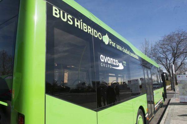 autobus pozuelo majadahonda puerta de hierro hospital