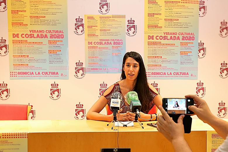 Coslada presenta su programación cultural para este verano
