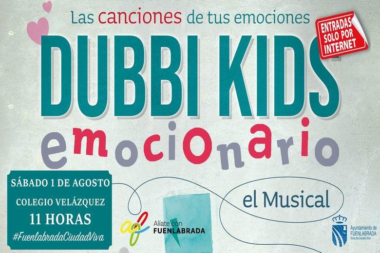 Un concierto infantil para aprender a gestionar las emociones entre las muchas actividades culturales gratuitas de Fuenlabrada para este fin de semana