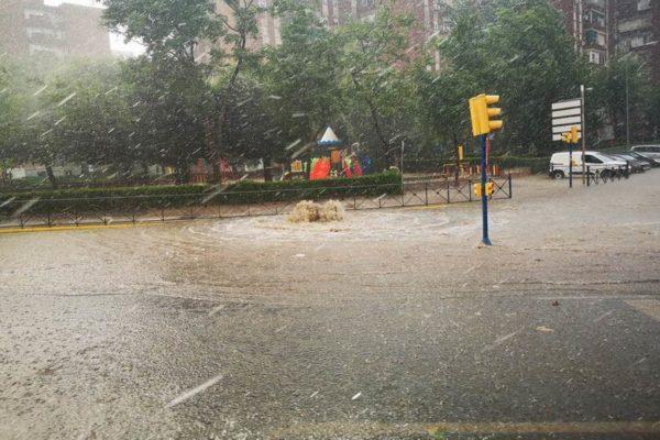 fuenlabrada inundaciones tormentas daños 05