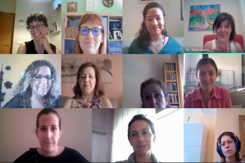 """Visita virtual a la """"Lanzadera Conecta Empleo"""" de Getafe"""