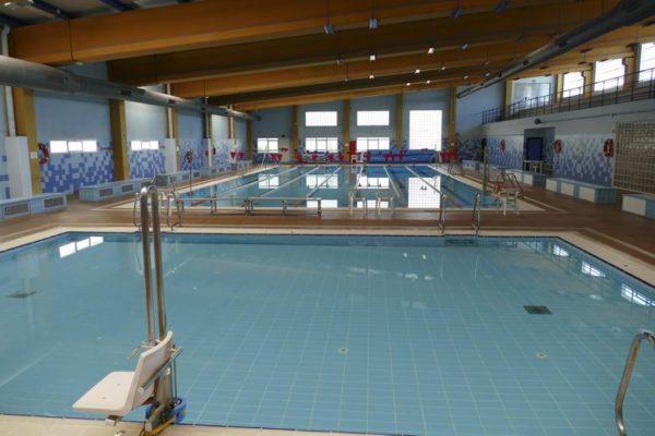mostoles piscina municipal temporada deportiva 2020 2021
