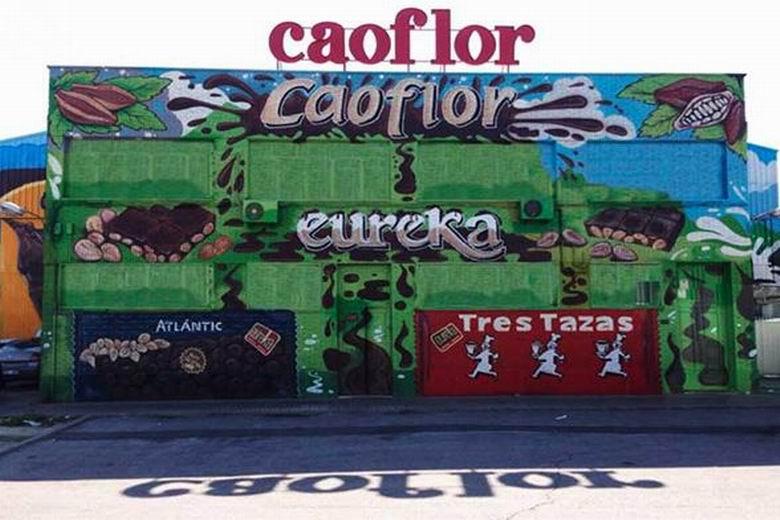Visitas gratuitas a la Fábrica de Chocolate de Pinto durante los meses de julio y agosto