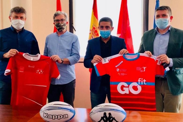 Sanse será la 'Ciudad del Rugby' con una inversión prevista de 3.646.000 euros en un nuevo complejo deportivo municipal