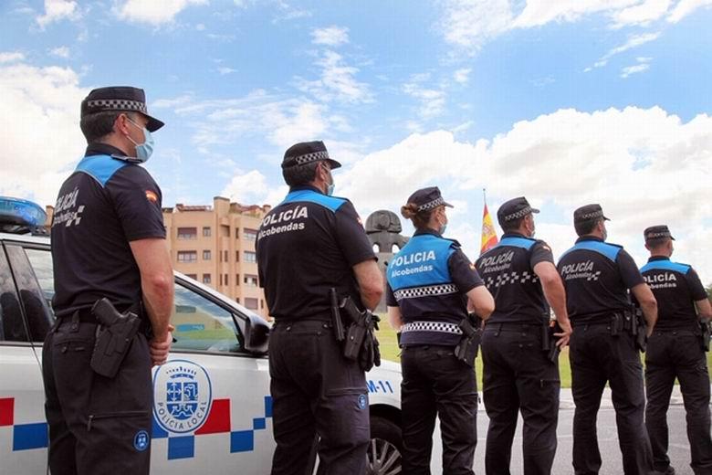 Los delitos disminuyen un 30% en Alcobendas