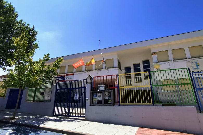 Arroyomolinos ultima las obras de acondicionamiento para tener los colegios listos para el inicio del curso