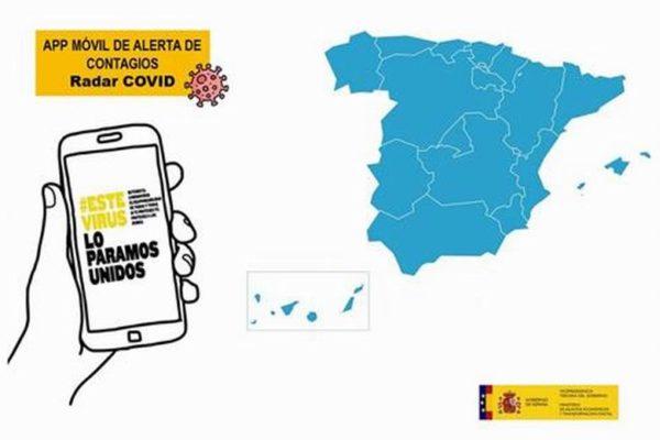 radar covid app coronavirus rastreadores covid19 aplicacion movil