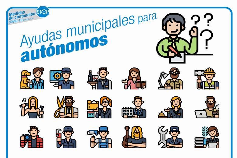 Valdemoro lanza una convocatoria de ayudas a los autónomos del municipio