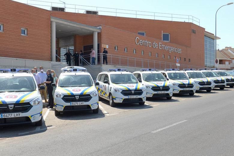 Valdemoro dota a la Policía Local de nuevos vehículos que ya están totalmente operativos