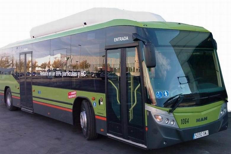 La Comunidad de Madrid amplía la flota de vehículos sostenibles en la red de autobuses del Consorcio