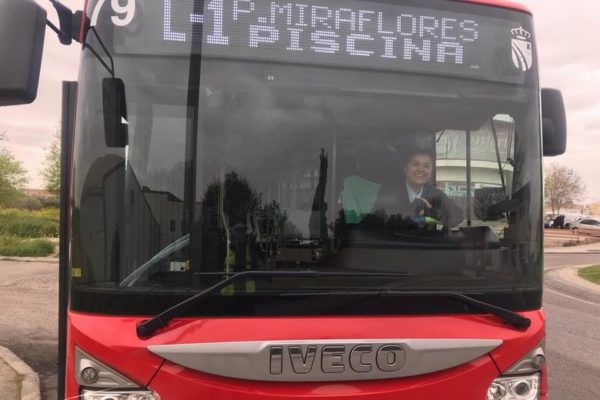 fuenlabrada autobus emt