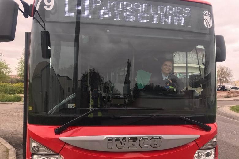 Fuenlabrada solicita al Consorcio Regional de Transportes la instalación de desfibriladores en los autobuses