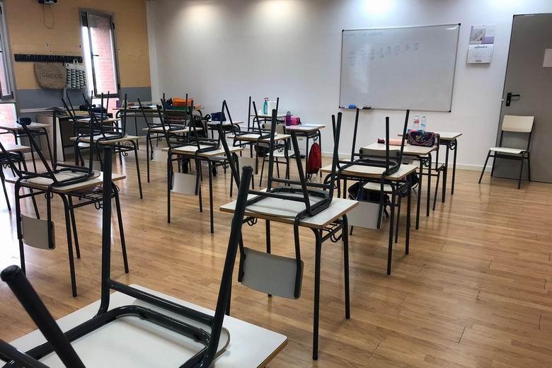 'Fuenlaconcilia', un nuevo plan municipal de Fuenlabrada para cuidar a menores en sus hogares cuando sus aulas quedan confinadas
