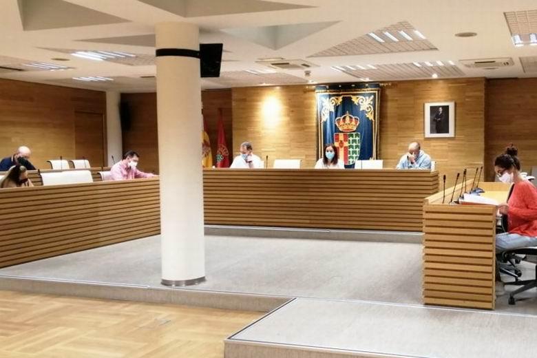 Getafe celebra la Comisión de Reconstrucción de la Ciudad por la COVID-19