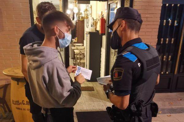 getafe policia nuevas medidas coronavirus covid19 barrios limitaciones las margaritas