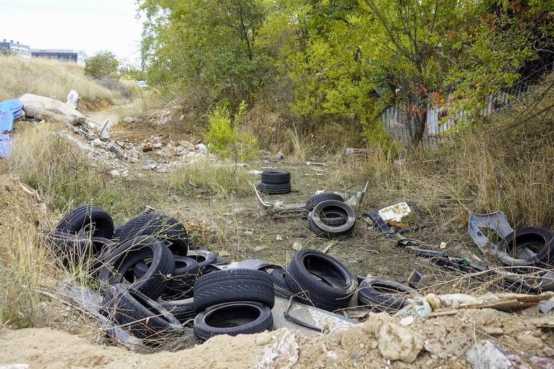Móstoles ha recogido 230.000 kg más de residuos voluminosos en lo que va de año que en el mismo período de 2019