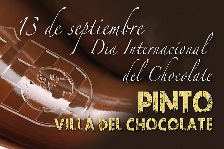 Pinto conmemora el 13 de septiembre el 'Día del Chocolate'
