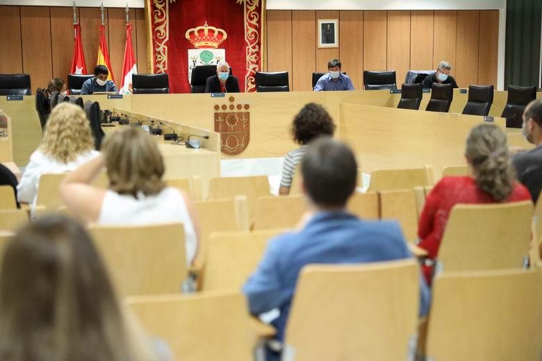 El Gobierno de San Sebastián de los Reyes se coordina con la Comunidad Educativa para una vuelta al colegio más segura