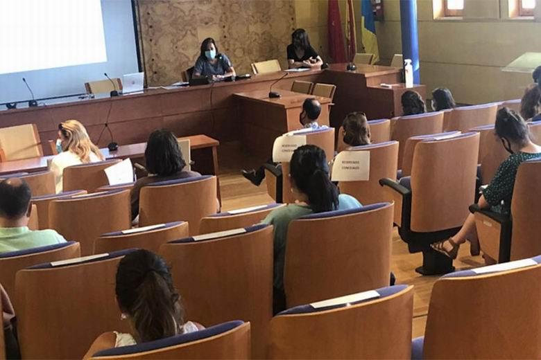 El Ayuntamiento de Torrelodones se reúne con la comunidad educativa y sanitaria para coordinar actuaciones de la vuelta al cole