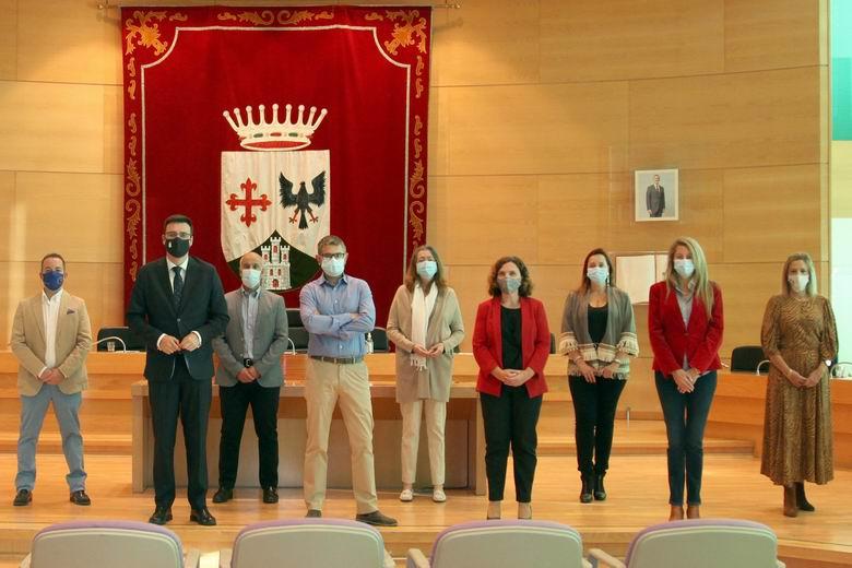 Los colegios y el Ayuntamiento de Alcobendas hacen balance del inicio del curso
