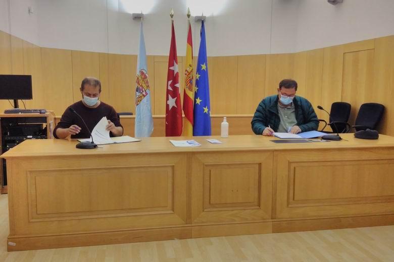 Leganés y el Instituto Psiquiátrico José Germain firman un acuerdo para el control de las colonias felinas