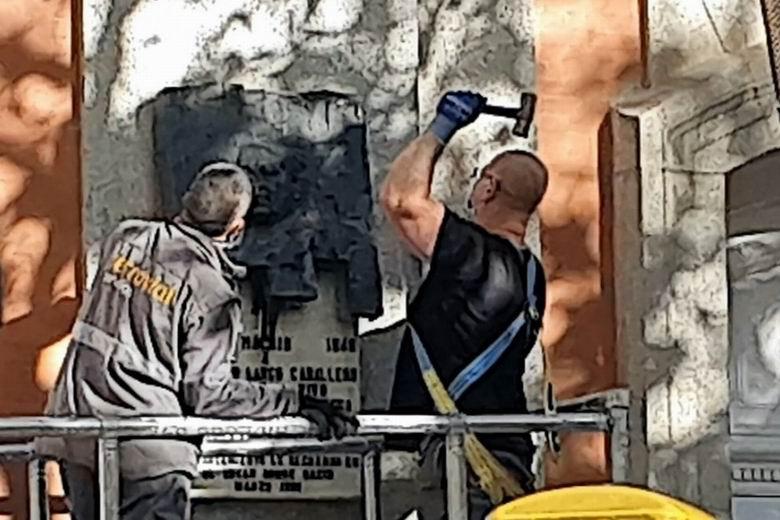 Rivas se ofrece para acoger la placa en honor a Largo Caballero retirada por el Ayuntamiento de Madrid