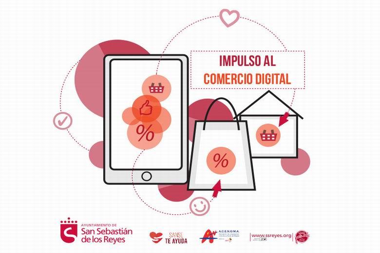 San Sebastián de los Reyes y ACENOMA ponen en marcha el plan de 'Impulso al Comercio Digital'