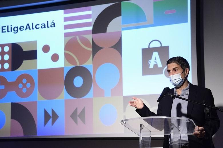 """Alcalá presenta su campaña de comercio local, """"Elige Alcalá"""", para promover el comercio seguro de cercanía"""