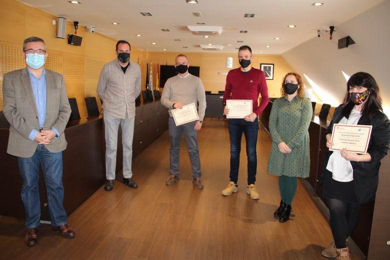 Arganda del Rey entrega sus premios a los emprendedores de la ciudad