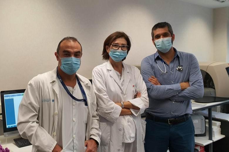 El Hospital 12 de Octubre estudia si la gravedad en COVID-19 se debe a errores genéticos y autoinmunidad