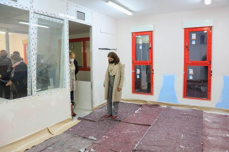 Getafe remodela de forma integra la Escuela Infantil municipal Casa de los Niños