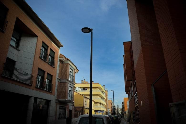 Getafe remodelará el alumbrado público de varias calles del centro del municipio