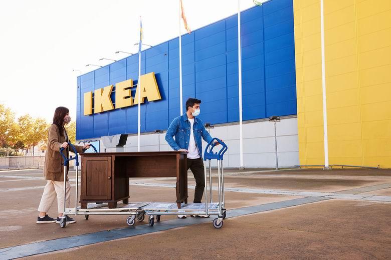 Las tiendas IKEA de Madrid fomentan la economía circular con el Green Friday