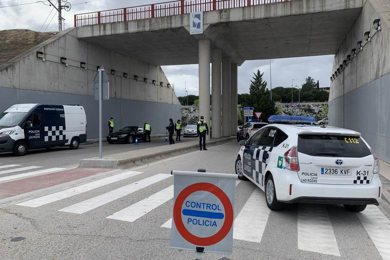 La Comunidad de Madrid mantiene las restricciones de movilidad en zonas básicas de Majadahonda, Getafe, Móstoles, San Agustín de Guadalix, Manzanares El Real y Madrid capital