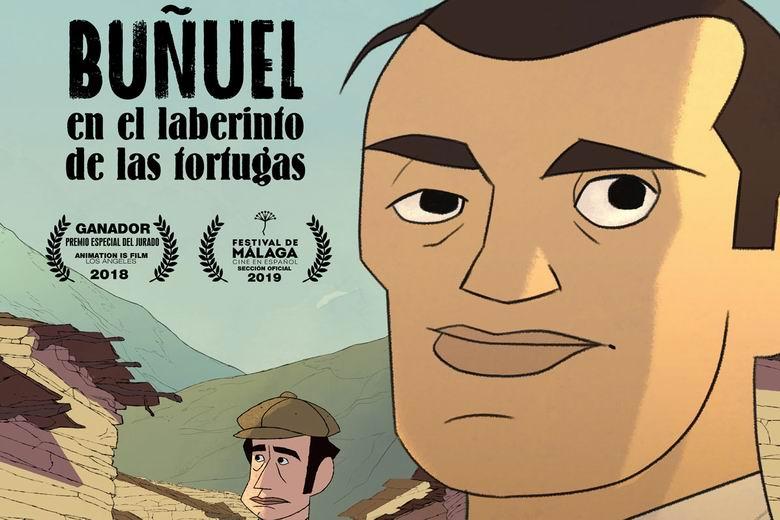 """""""Buñuel en el laberinto de las tortugas"""" o """"Capitana Marvel"""", nuevas propuestas de la agenda cultural de Móstoles para esta semana"""