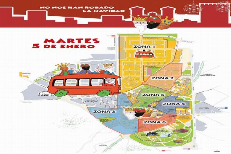 Pinto confirma que los Reyes Magos recorrerán la ciudad el 5 de enero aunque con un formato distinto al de la tradicional cabalgata