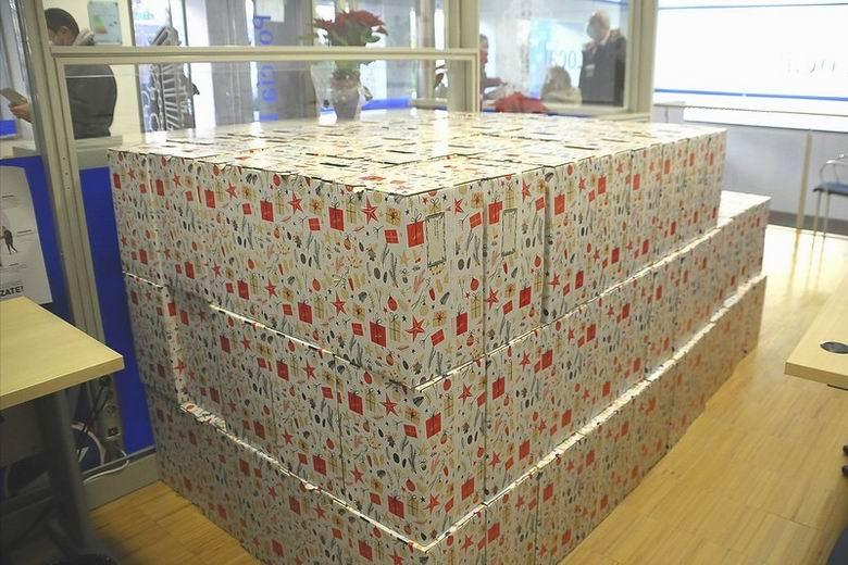 Boadilla entrega 231 lotes navideños a las familias más vulnerables de la ciudad